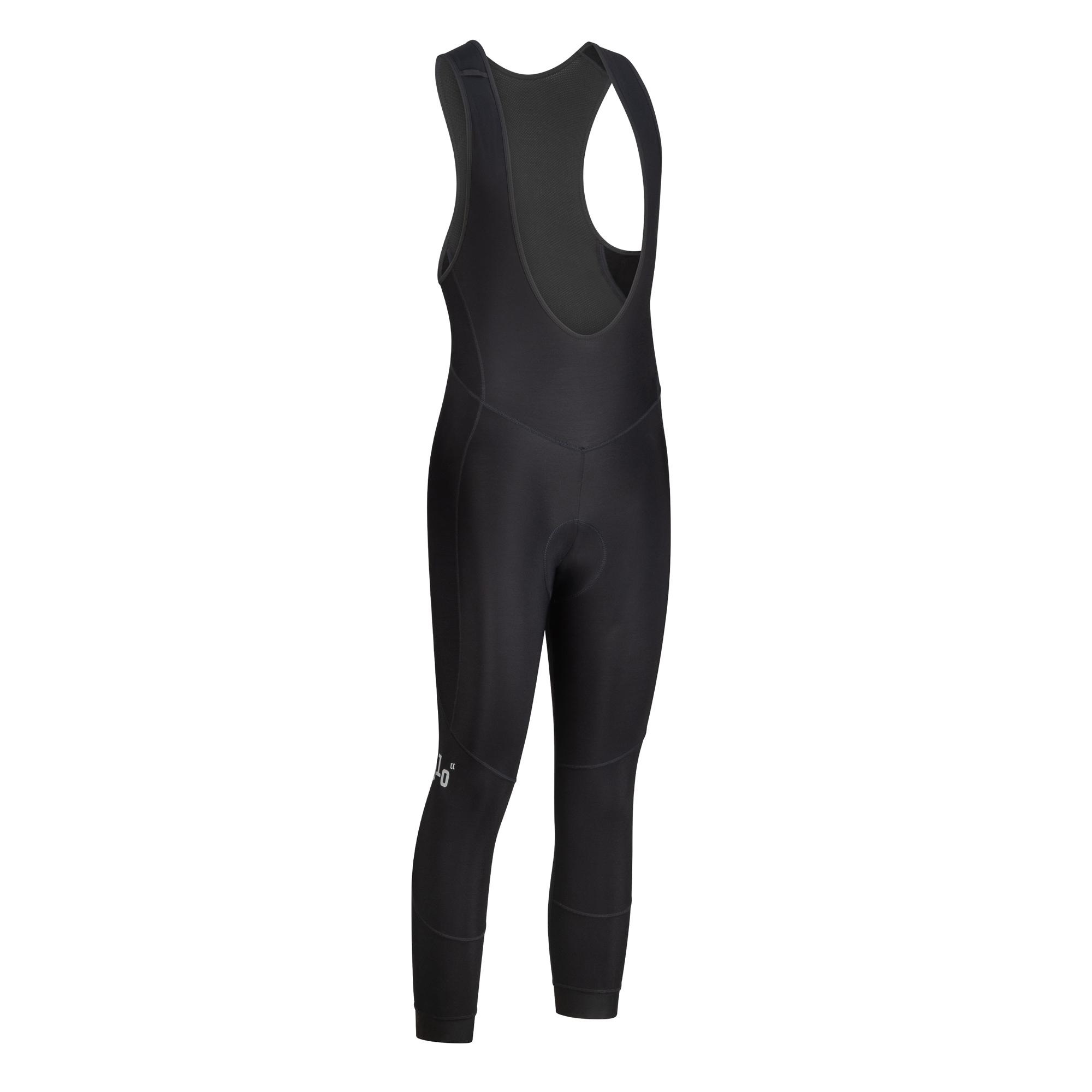Men's Thermal 3/4 Bib Shorts
